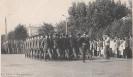 Во время парада в г. Багратионовске 1972г. 246 уч. гр. Казалеев А. Р.