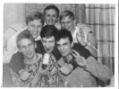3 взвод служит в Хабаровске-1992